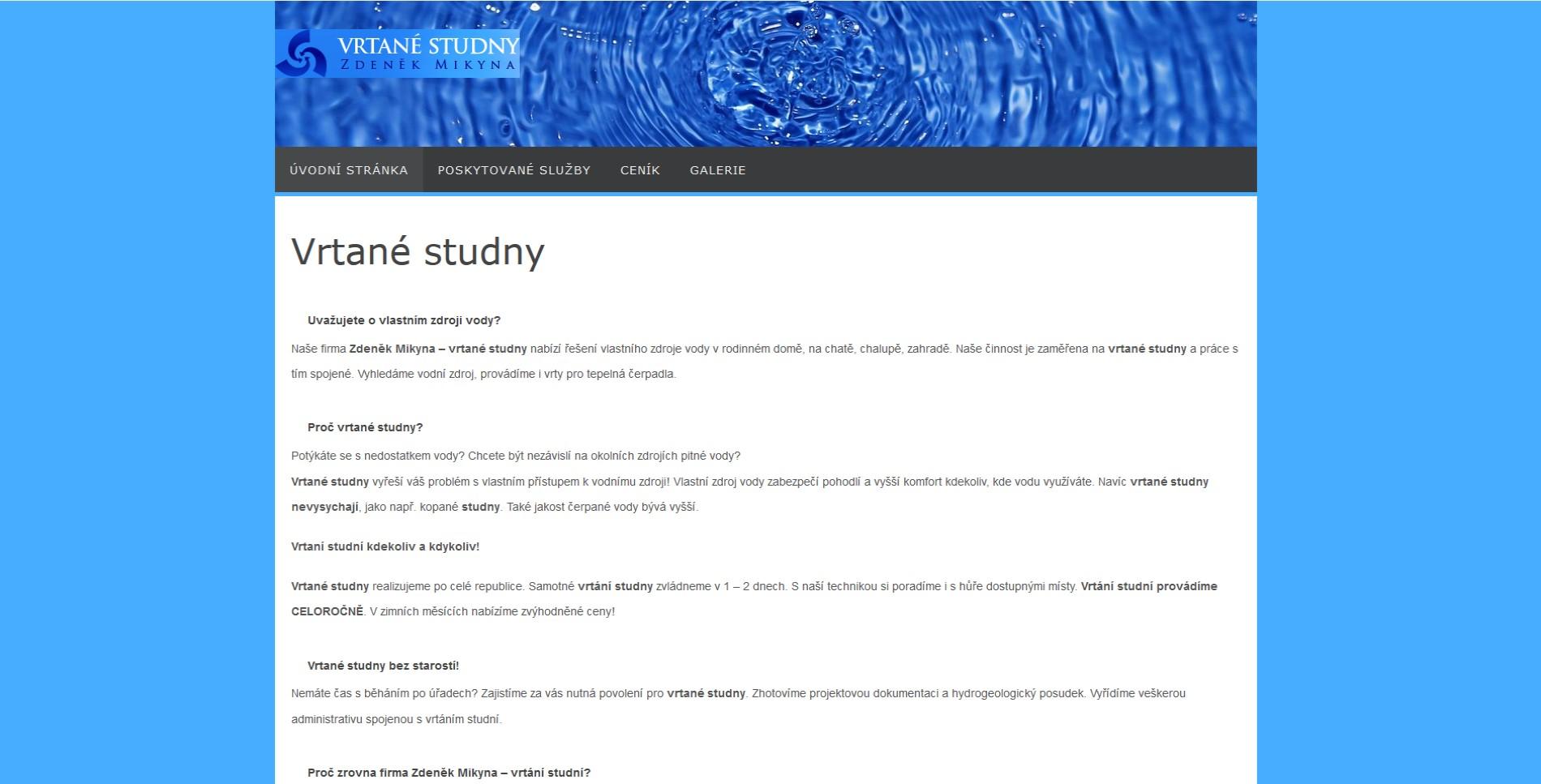 Studny.net